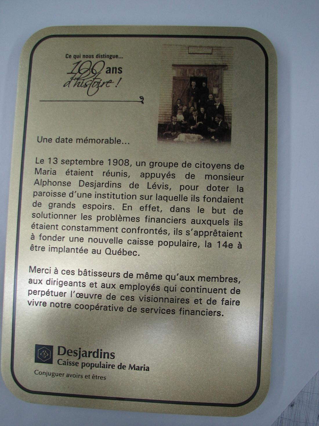 plaque commémorative en muntz gravé